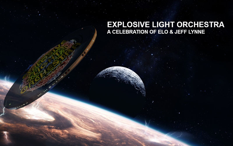Explosive Light Orchestra in concert