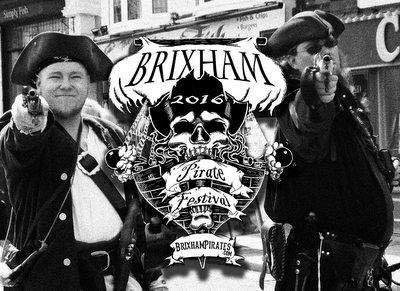 Brixham Pirate Festival 2018