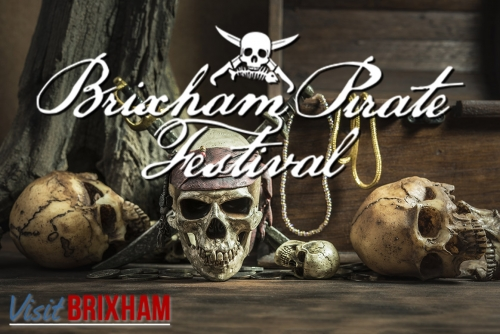 Brixham Pirate Festival: 5 - 7 May 2018