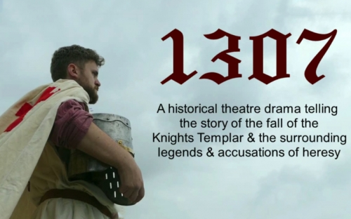 1307 - The fall of the Knights Templar