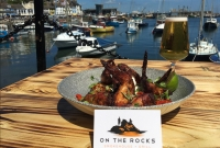 Valentine's Set Menu at On The Rocks