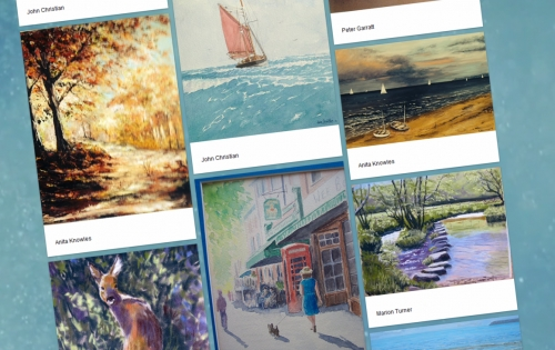 Brixham Art Society Annual Summer Exhibition