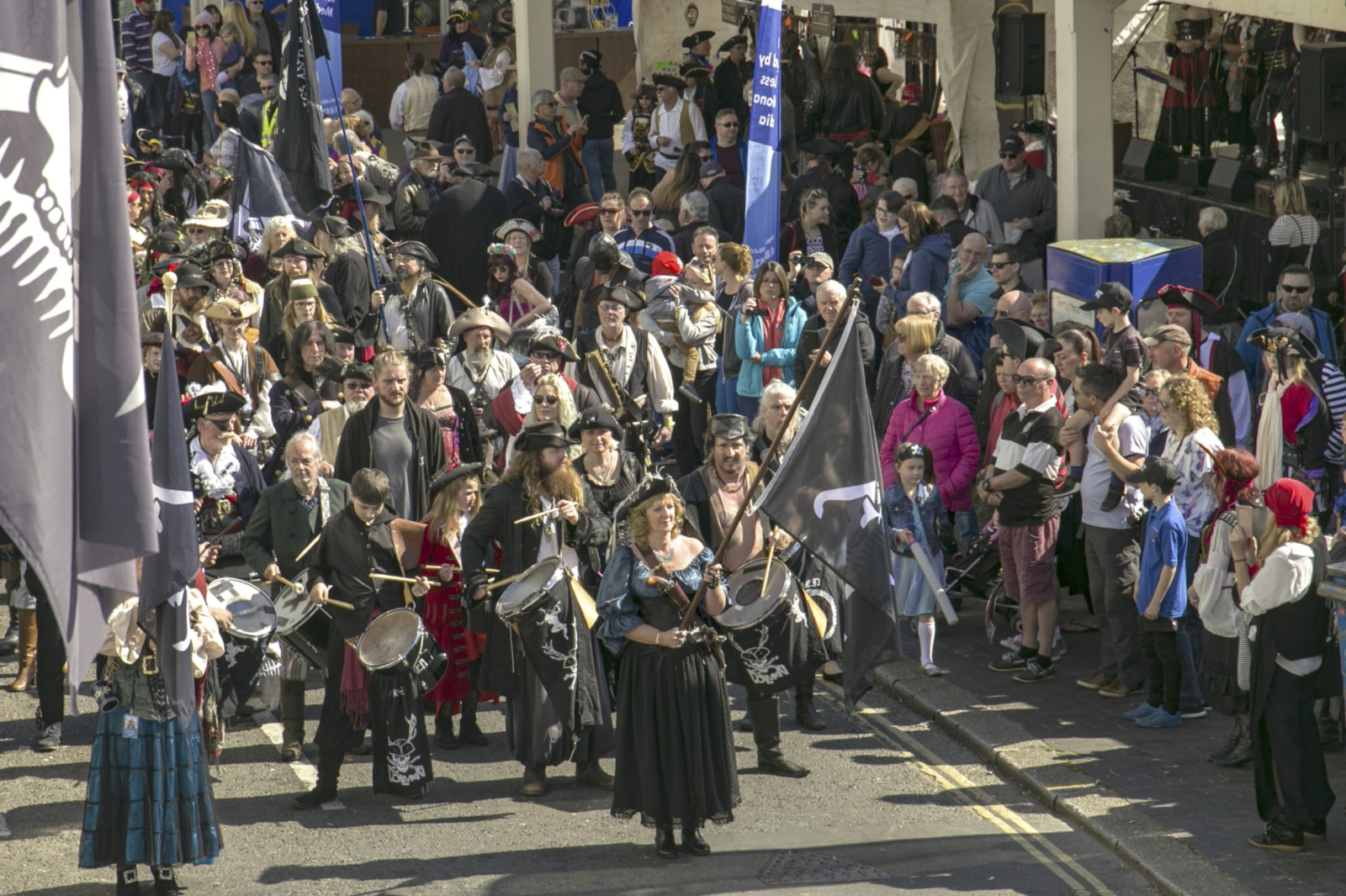 Brixham Pirate Festival 2019 Photos