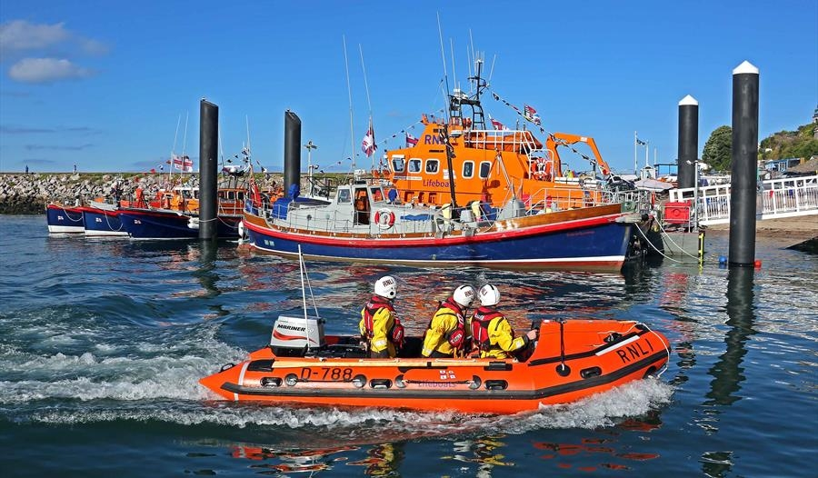 RNLI Seaside Special - 16th August 2020