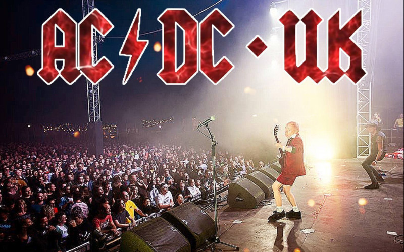 AC/DC UK at The Foundry