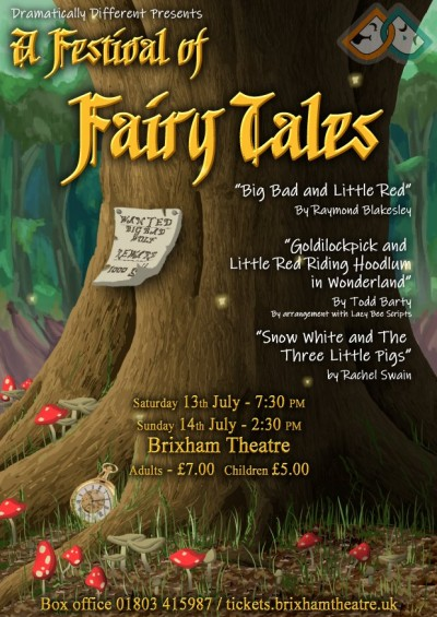 A Festival of Fairy Tales