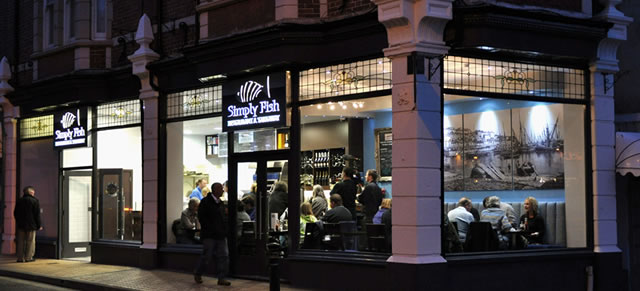 Simply Fish Restaurant