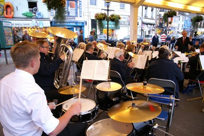 Brixham Town Band - Quayside Concerts